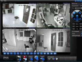 Vaizdo kamerų, stebėjimo sistemų įrengimas! - nuotraukos Nr. 4
