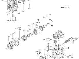 Hidraulinių siurblių, hidromotorų remontas - nuotraukos Nr. 4