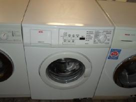 Naudotos Vokiskos skalbimo masinos miele bosch - nuotraukos Nr. 2