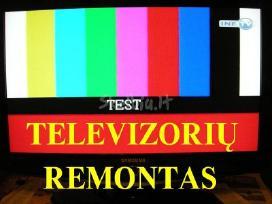 Televizoriu remontas, Vilnius - Justiniškėse