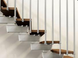 Metaliniai karkasiniai laiptai,metaloapdirbimai.