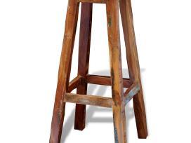 Vidaxl Aukšta Baro Kėdė 241647