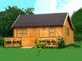 Mediniai nameliai ir namai jūsų sodui ar sodybai - nuotraukos Nr. 3