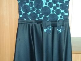 Klasikinė puošni suknelė