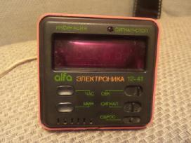 CCP elektroninis laikrodis - nuotraukos Nr. 2