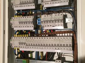 Elektros instaliacijos darbai - nuotraukos Nr. 3