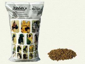 Natūralus maistas šunims Köbers