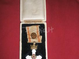 Kolekcijai papildyti ieskau ordinu medaliu zenklu - nuotraukos Nr. 4