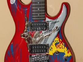 Gitara ibanez joe satriani 20th