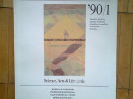""""""" Mokslas ir Lietuva"""" 1990 - 1991 m. 1,2,3 nr."""