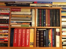 Ivairios knygos, daugiau kaip 3000