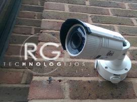 Vaizdo kamerų, stebėjimo sistemų įrengimas! - nuotraukos Nr. 3