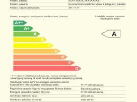 Energetinio naudingumo sertifikatas 8 686 53020