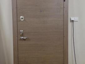 Vidaus šarvo durys (su montavimo darbais) nuo 260€