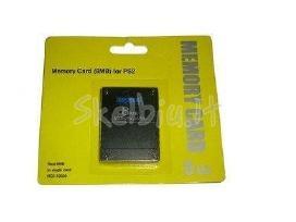 Parduodu nauja ps2 atminties kortele memory card