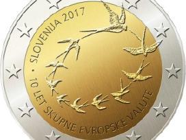 Slovėnija 2017 m., Euro įvedimui šalyje 10 metų