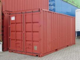 Jūrinių konteinerių nuoma, armatūros gaminiai
