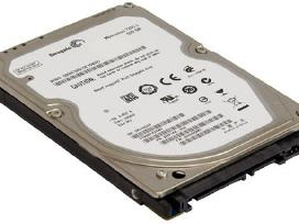 HDD 2,5 Sata laptopams