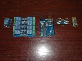 Arduino uno, nano, ethernet shield ir kita - nuotraukos Nr. 3