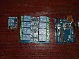 Arduino uno, nano, ethernet shield ir kita - nuotraukos Nr. 4