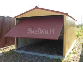 Nauji garažai visoje Lietuvoje - nuotraukos Nr. 2