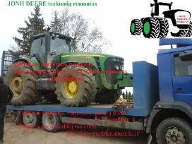 Traktorių dyzelinių kuro siurblių remontas