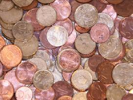 Apyvartines euro monetos €