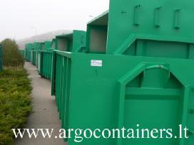 Užtraukiemeji konteineriai Multilift - nuotraukos Nr. 4