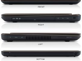 Parduodam Dell Inspiron 14z N411z dalimis - nuotraukos Nr. 4