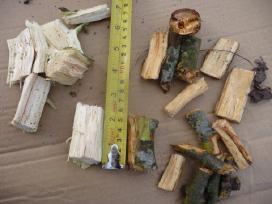 Šakų smulkintuvas kapoklė - nuotraukos Nr. 3