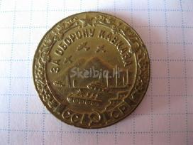CCP kovinis medalis.zr. foto.originalas.
