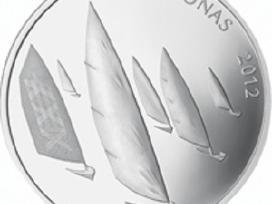 Parduodu kelias kolekcines lietuviškas monetas - nuotraukos Nr. 2