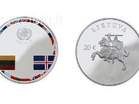 Parduodu kelias kolekcines lietuviškas monetas - nuotraukos Nr. 4