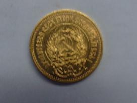 Parduodu kelias auksines kolekcinias monetas 430 - nuotraukos Nr. 4