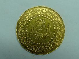Parduodu kelias auksines kolekcinias monetas 430 - nuotraukos Nr. 2