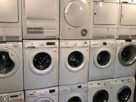 Naudotos skalbimo masinos is Vokietijos Norvegijos - nuotraukos Nr. 3