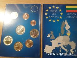 Siūlau Lietuvos Euru komplektą kaina 10 Euru. - nuotraukos Nr. 2