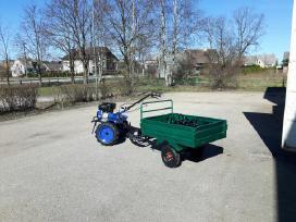 Bertoni farmer motoblokas kultivatorius - nuotraukos Nr. 2