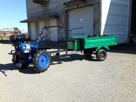Bertoni farmer motoblokas kultivatorius - nuotraukos Nr. 4