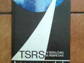 "V. Satalovas ir M. Rebrovas ""TSRS kosmonautai"""