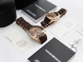 Vestuvių dovana Emporio Armani laikrodžiai - nuotraukos Nr. 2