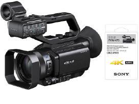 Sony Hxr-nx100 Pxw-x70 HD/4k vaizdo video kamera - nuotraukos Nr. 2
