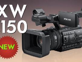 Sony Hxr-nx100 Pxw-x70 HD/4k vaizdo video kamera - nuotraukos Nr. 3