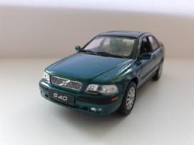 1/43 modeliukai Volvo S40 Mk1 - nuotraukos Nr. 2