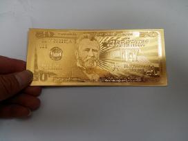 Auksiniai doleriai - nuotraukos Nr. 3