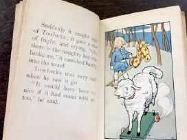 """""""Towlocks and his wooden horse"""" knygelė vaikams - nuotraukos Nr. 2"""