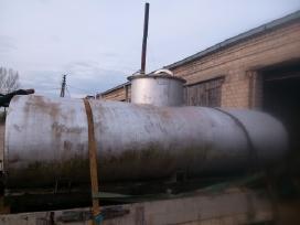 Bačka,cisterna,cisternos,talpa,talpykla 5kub.m. - nuotraukos Nr. 4