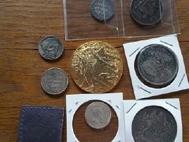 Parduodu visokiu monetų kaina po 5 eurus. - nuotraukos Nr. 3