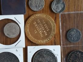Parduodu visokiu monetų kaina po 5 eurus. - nuotraukos Nr. 2