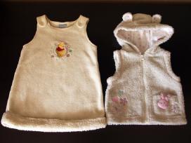 Balta liemenė džemperis Bambini 74 dydis - nuotraukos Nr. 2